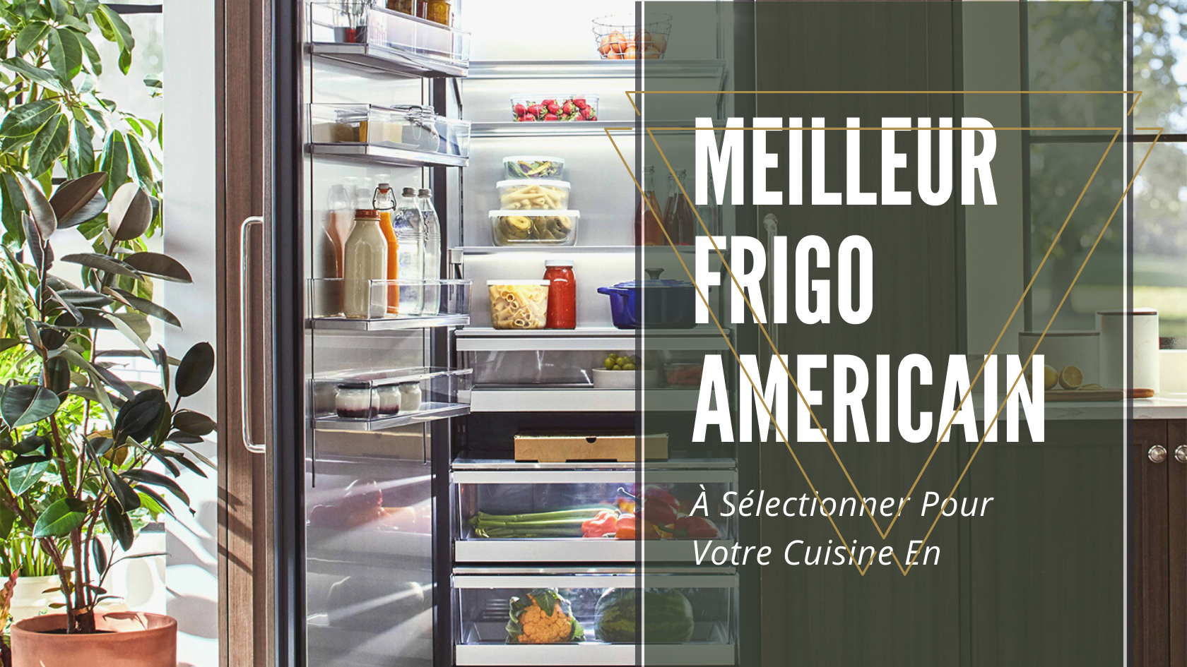 meilleur frigo americain
