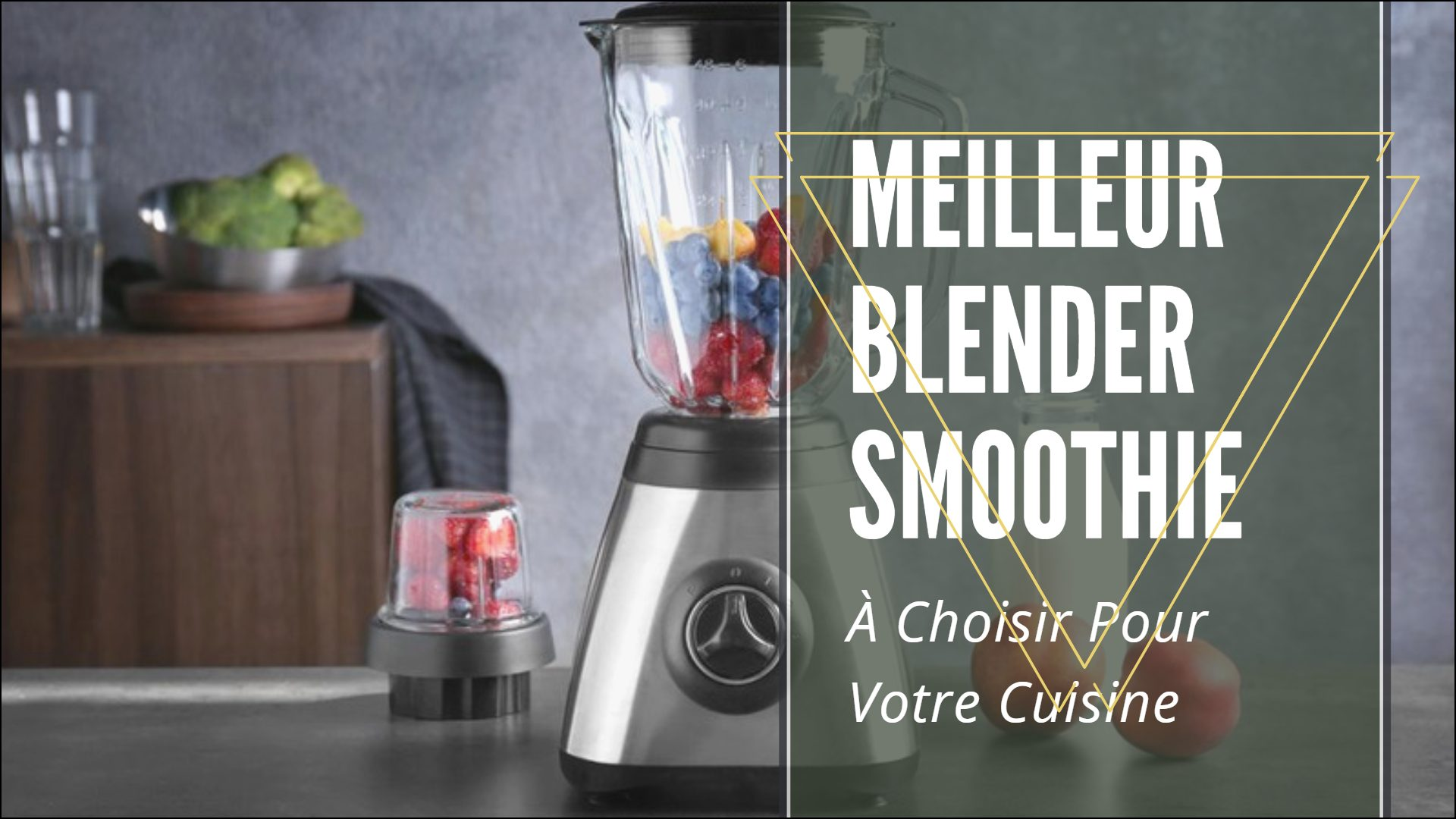 Meilleur Blender Smoothie