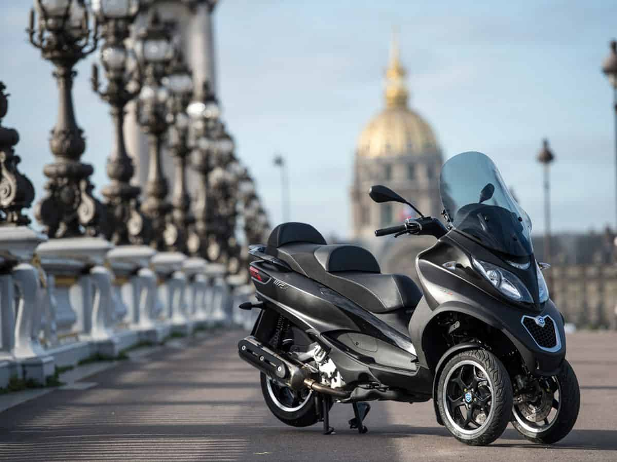 Meilleur scooter 3 roues