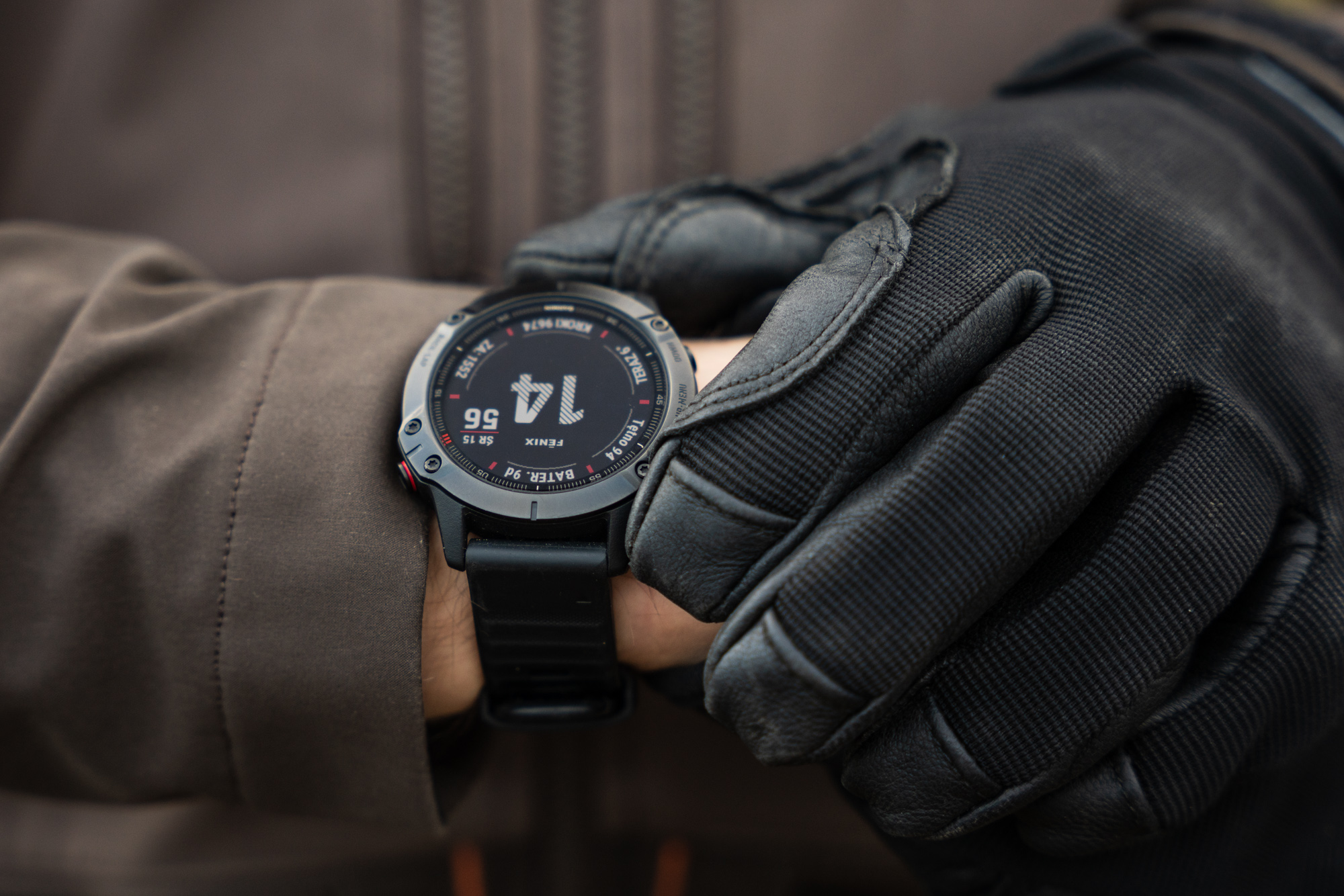 meilleur montre Garmin
