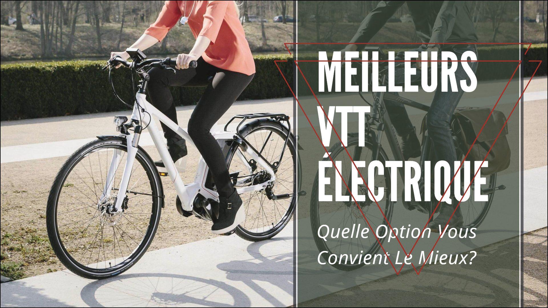 Meilleurs VTT Électrique
