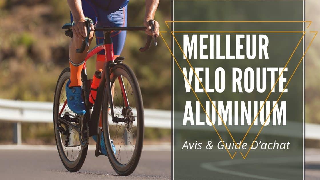 Meilleur Velo Route Aluminium