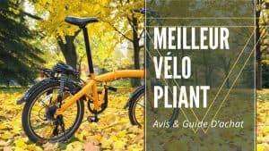 Meilleur Vélo Pliant