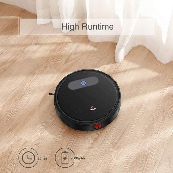 meilleur robot aspirateur laveur de sol