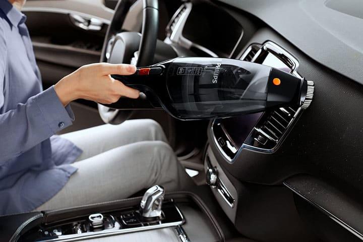 meilleur aspirateur voiture sans fil