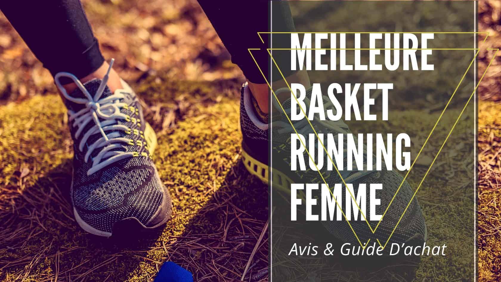 Meilleure Basket Running Femme