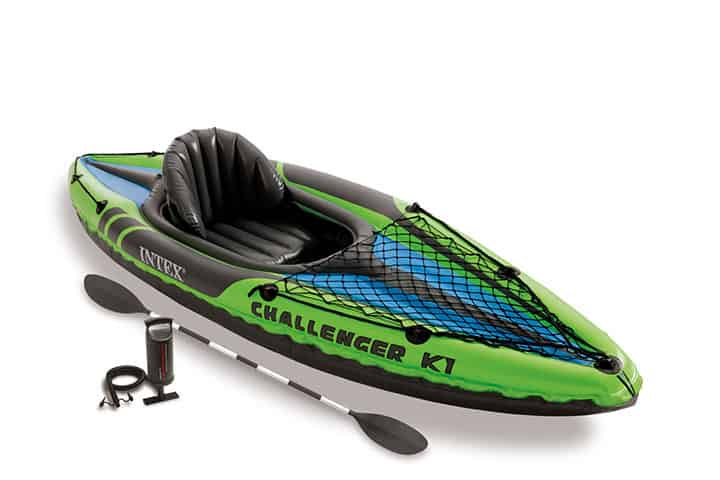 Meilleur Canoe Gonflable
