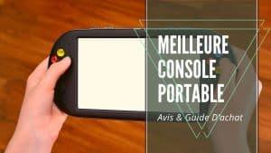Meilleure console portable