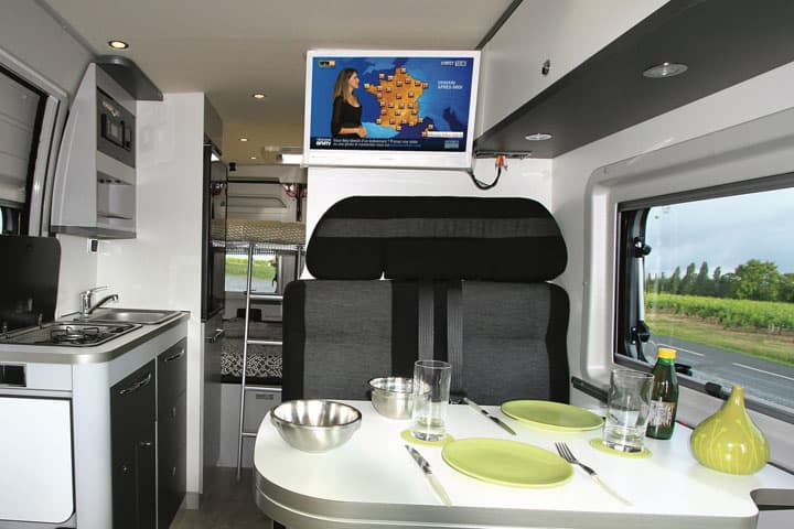 Meilleur Tv Pour Camping Car