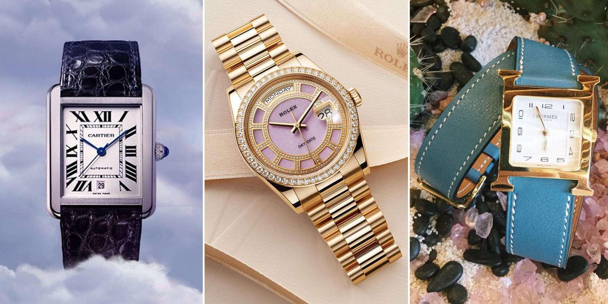 meilleur marque de montre de luxe