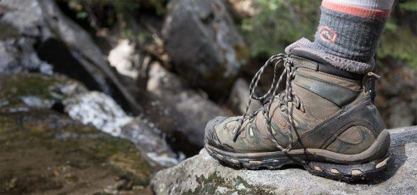 meilleures chaussures de marche