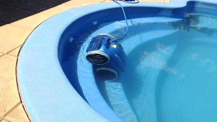 meilleur robot piscine electrique