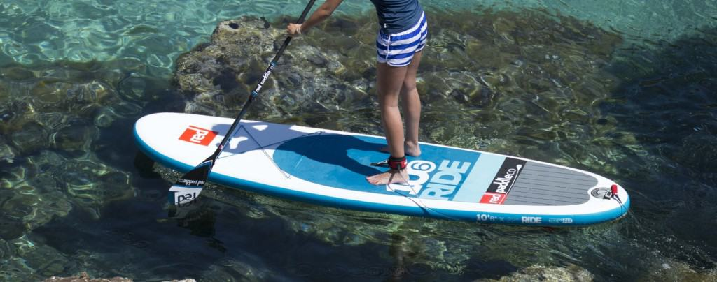 meilleur paddle gonflable