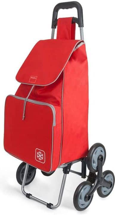 Meilleur chariot de courses 6 roues