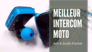 meilleur intercom moto