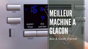 Meilleur Machine A Glacon