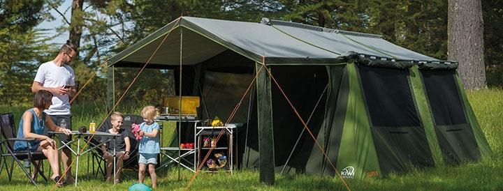 meilleur tente camping