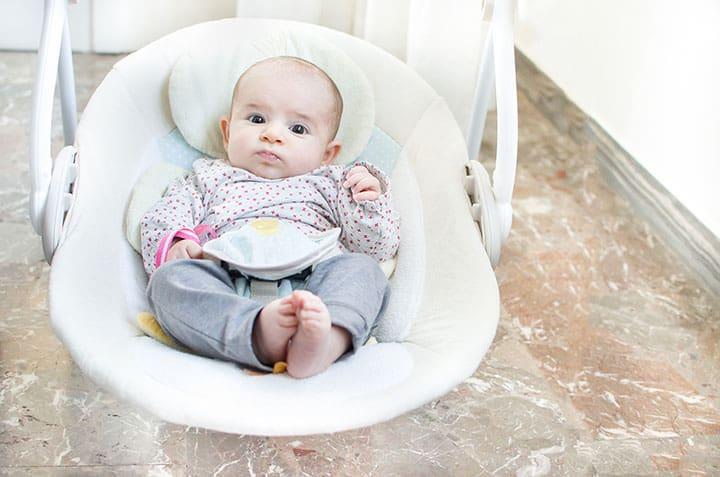 Meilleure balancelle bébé
