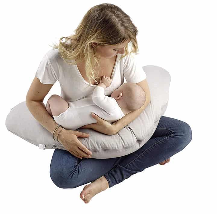 meilleur coussin d allaitement