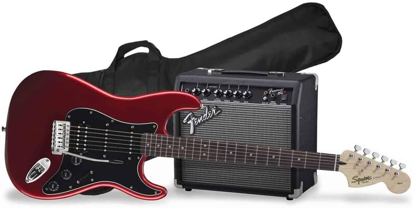meilleur guitare electrique debutant