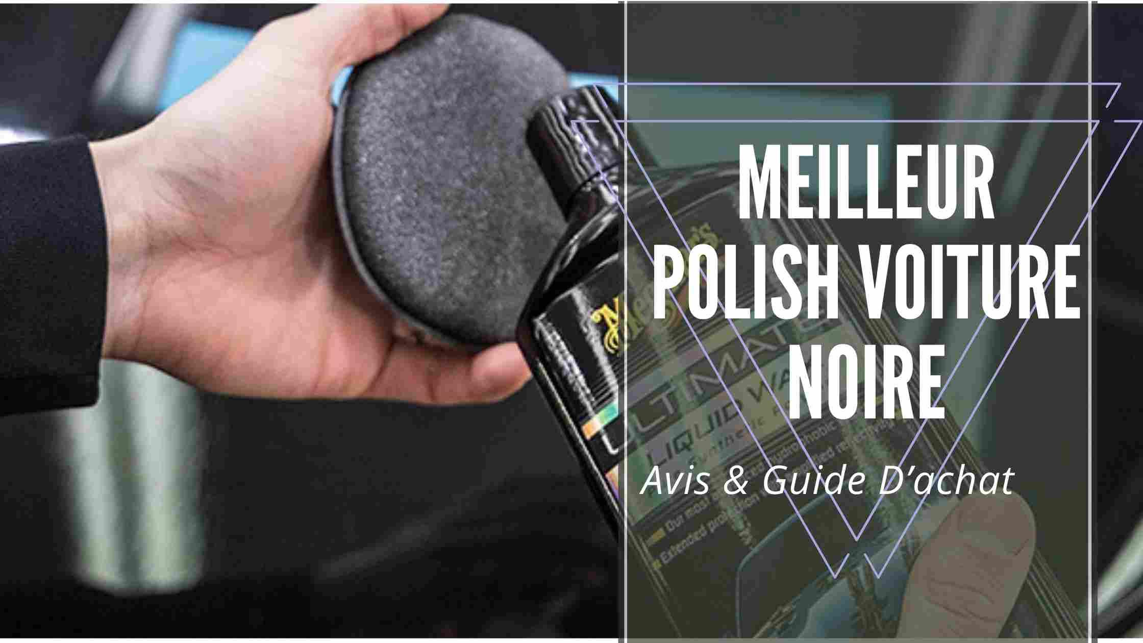 Meilleur Polish Voiture Noire