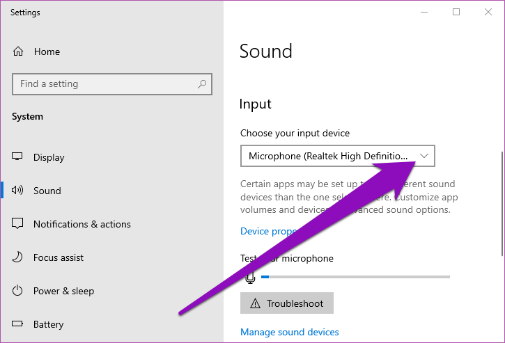 comment augmenter le son de son micro
