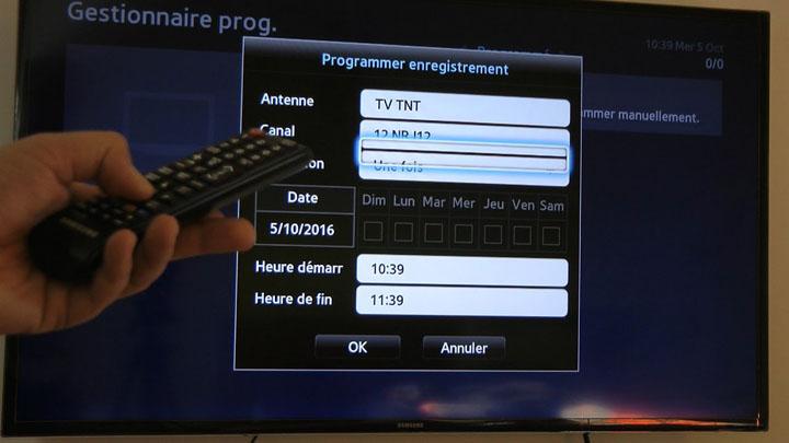 comment enregistrer tv orange sur clé usb