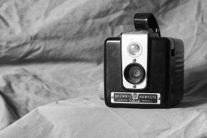 brownie flash camera kodak