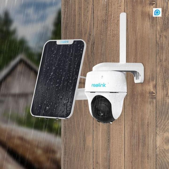 Camera 4G Solaire