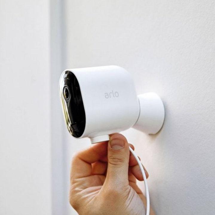 camera exterieur sans alimentation electrique