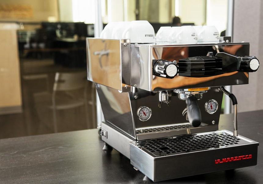 machine a café semi pro